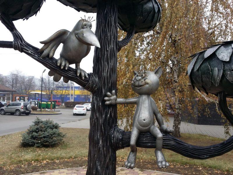 pamyatnik-kotenok-s-ulizi-lizukovo