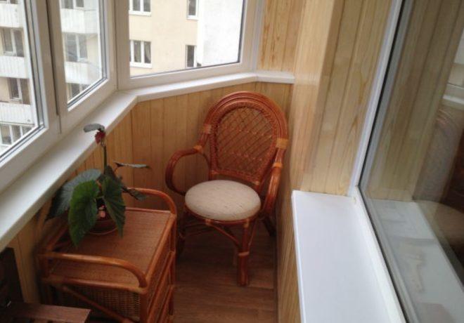 Дизайн балкона №10