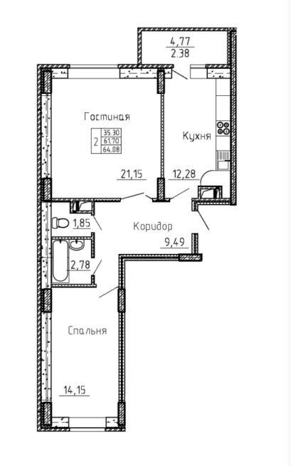 dvuhkomnatnaja-kvartira-64m2