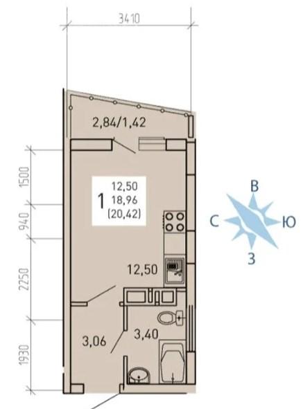 kvartira-studija-20m2