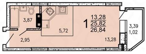 odnokomnatnaja-kvartira-26.84-m2
