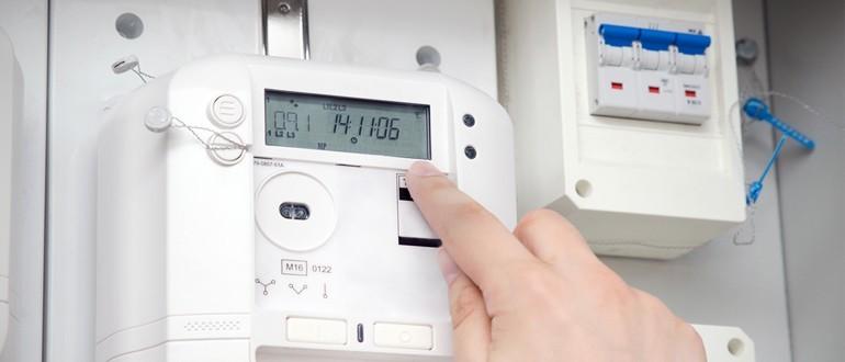 Как правильно снять показания счетчика электроэнергии