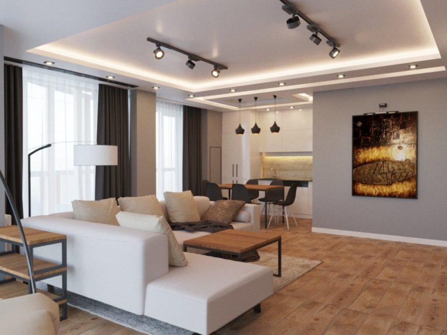 Стоимость ремонта трехкомнатной квартиры с материалами
