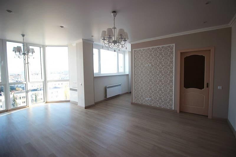 Во сколько может обойтись ремонт трехкомнатной квартиры в новостройке под ключ