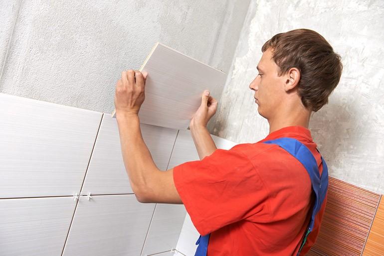Работа со стенами
